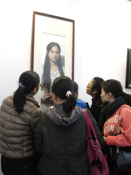 藝術系教研活動——參觀第18屆廣州國際藝術博覽會